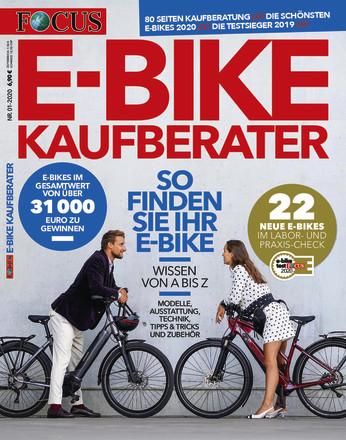 FOCUS E-BIKE Magazin - ePaper;