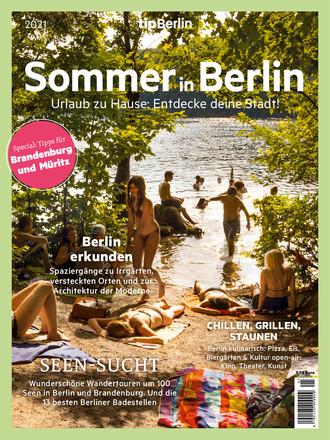 Sommer in Berlin – Eine Edition vom tipBerlin - ePaper;