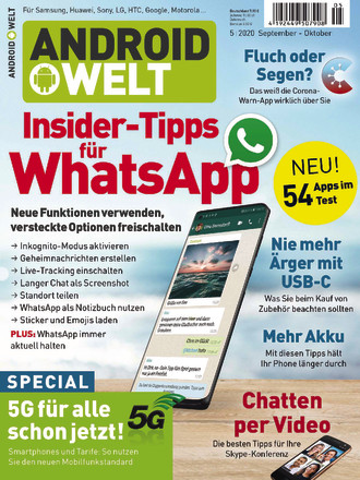 Androidwelt - ePaper;