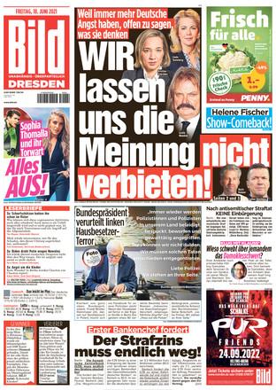 BILD Dresden - ePaper;