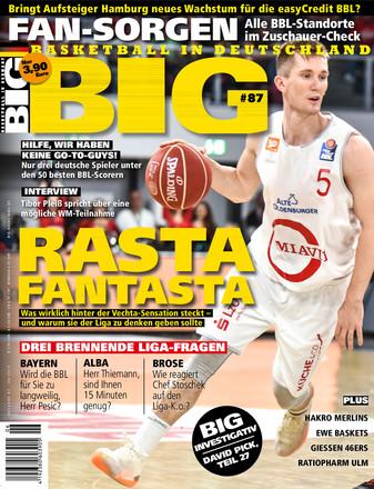 BIG - Basketball in Deutschland - ePaper;