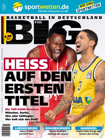 BIG - Basketball in Deutschland - ePaper;