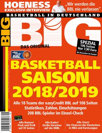 BIG - Basketball in Deutschland