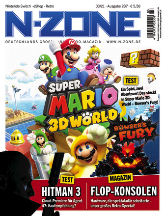 N-Zone Magazin