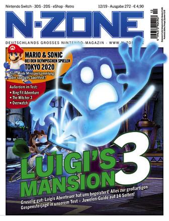 N-Zone Magazin