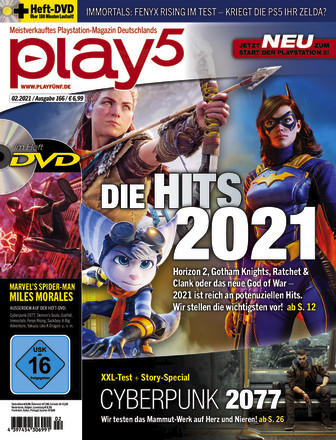 Play5 Magazin - ePaper;
