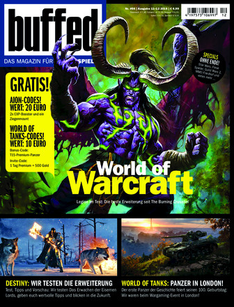 Buffed Magazin
