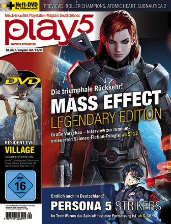 Play5 Magazin - ePaper;