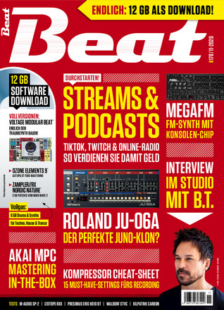 Beat Magazin - deutsch - ePaper;