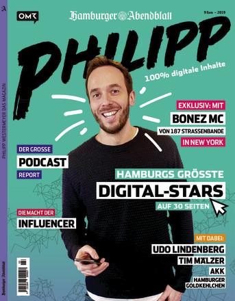 PHILIPP OMR - Hamburger Abendblatt - ePaper;