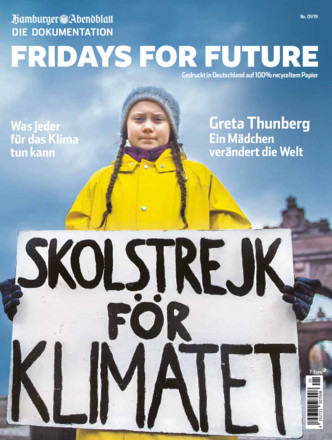 FRIDAYS FOR FUTURE - Hamburger Abendblatt - ePaper;