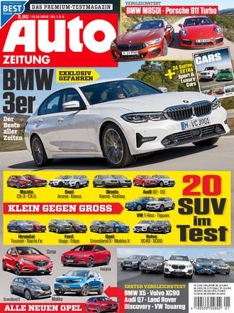 Auto Zeitung - ePaper;