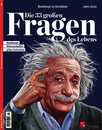 Die 33 großen Fragen des Lebens – Hamburger Abendblatt - ePaper;