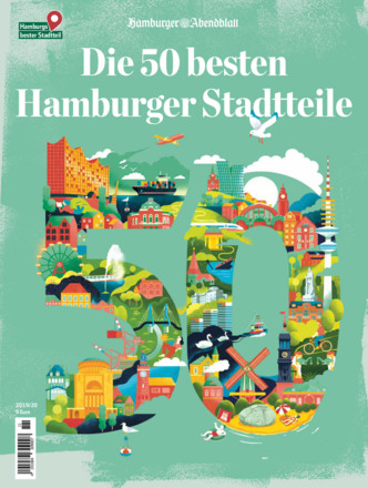 Die 50 besten Hamburger Stadtteile – Hamburger Abendblatt - ePaper;