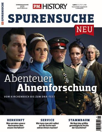 P.M. Spurensuche - ePaper;