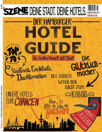 SZENE HAMBURG DEINE STADT. DEINE HOTELS - ePaper;