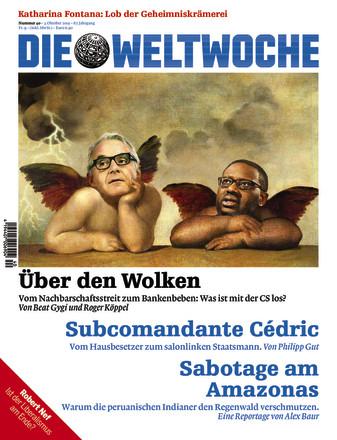 Die Weltwoche - ePaper;