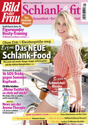 BILD der FRAU - schlank & fit - ePaper;
