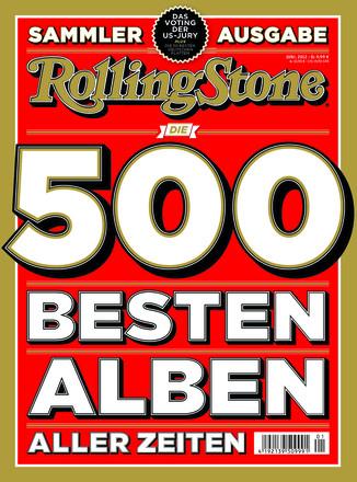 Rolling Stone - DIE 500 BESTEN ALBEN ALLER ZEITEN - ePaper;