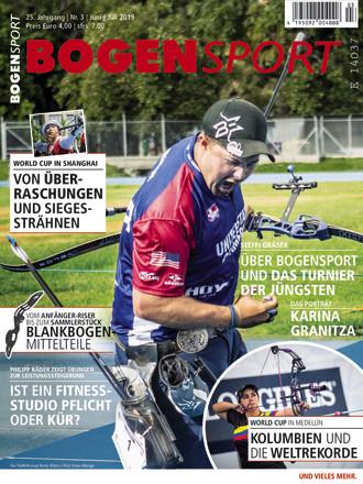 Bogensport Magazin - ePaper;