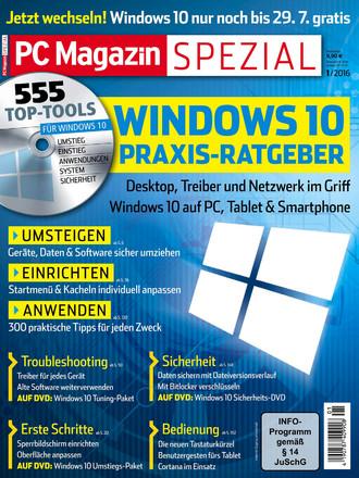 PC Magazin Spezial - ePaper;
