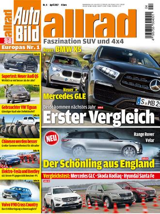 AUTO BILD allrad - ePaper;