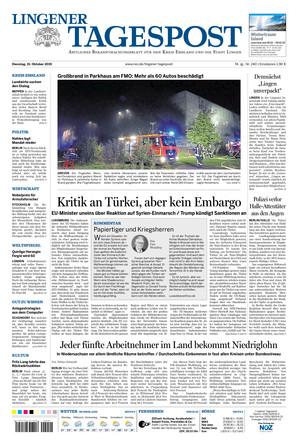 Lingener Tagespost - ePaper;