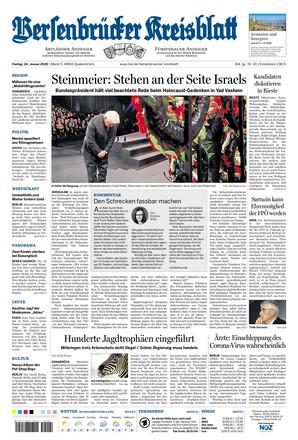 Bersenbrücker Kreisblatt - ePaper;