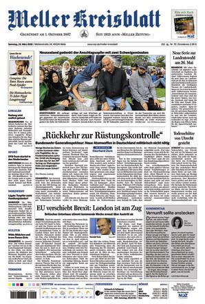 Meller Kreisblatt - ePaper;