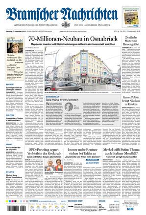 Bramscher Nachrichten - ePaper;