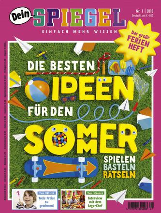 DEIN SPIEGEL Sommerheft - ePaper;