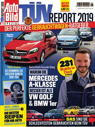 AUTO BILD TÜV REPORT