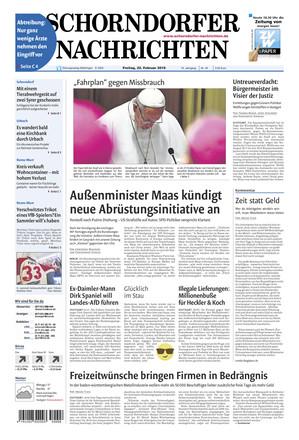 Schorndorfer Nachrichten - ePaper;