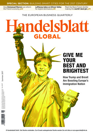 Handelsblatt Global Edition - ePaper;