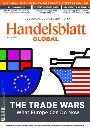 Handelsblatt Global Edition - ePaper;