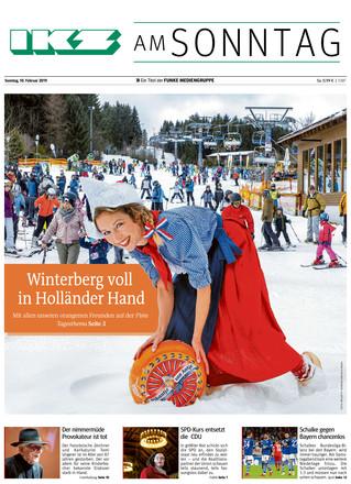 Iserlohner Kreisanzeiger und Zeitung am Sonntag - ePaper;