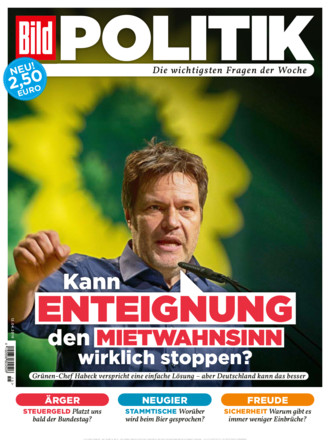 BILD POLITIK - ePaper;