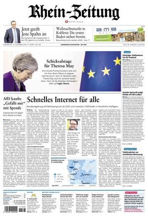Rhein-Zeitung - ePaper;