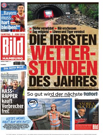 Bild Zeitung Hamburg Aktuell
