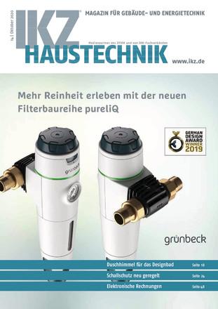 IKZ Haustechnik - ePaper;