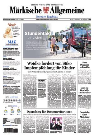 MAZ Kyritzer Tageblatt