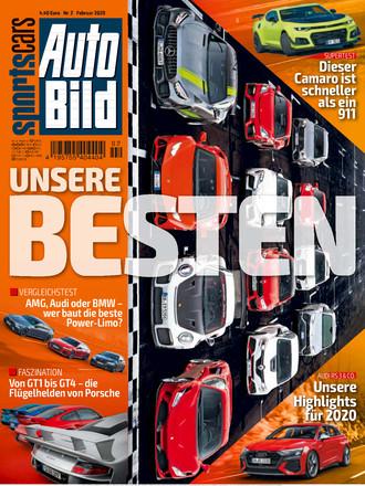 AUTO BILD sportscars - ePaper;