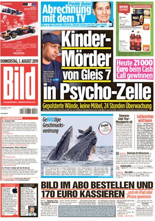 Nachrichten Bildzeitung