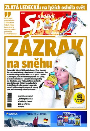 Nedělní Sport - ePaper;