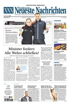 Norddeutsche Neueste Nachrichten - ePaper;