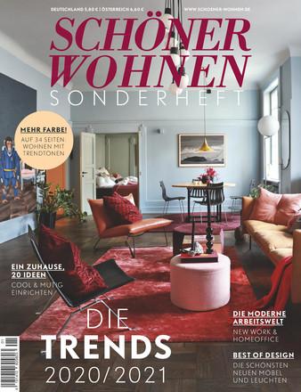 Schöner Wohnen Trend-Heft