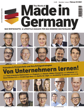 The World of Made in Germany - ePaper;