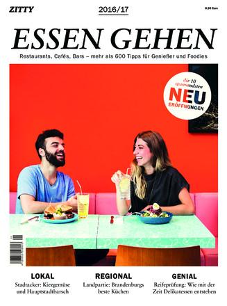 ZITTY Essen Gehen - ePaper;