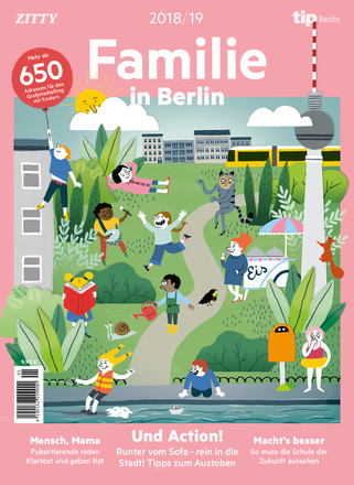 ZITTY Familie in Berlin - ePaper;