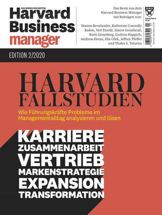 Harvard Business Manager Edition - ePaper;